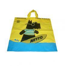 Soft loop handle bags-5